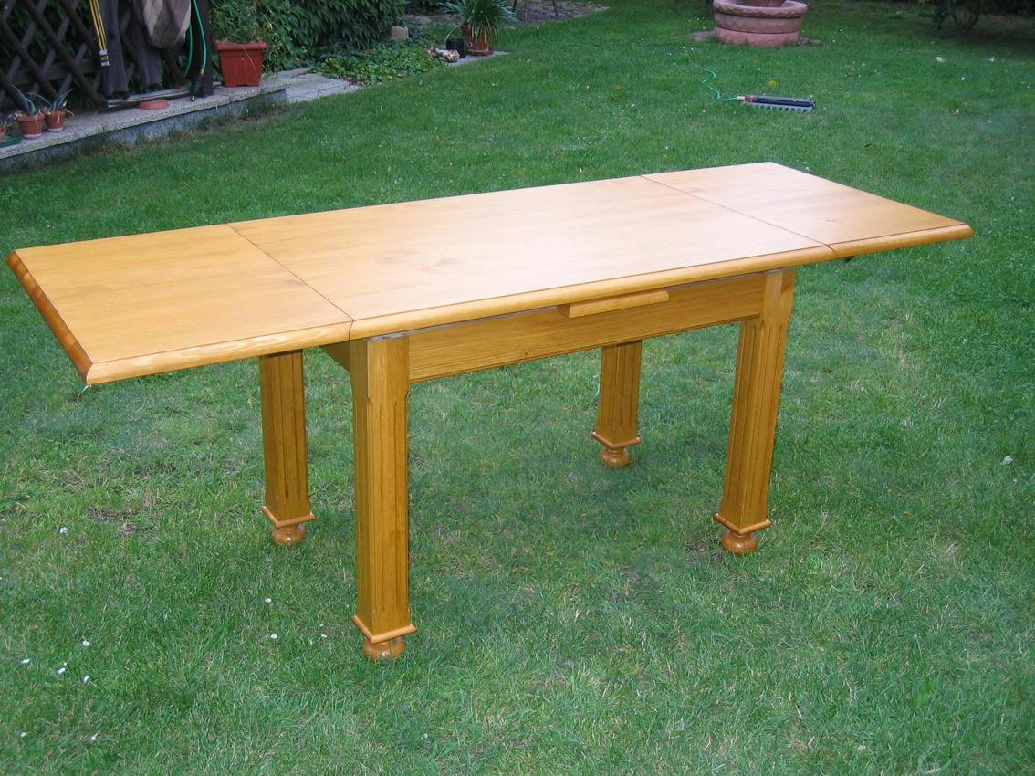 ausziehbarer Tisch 1